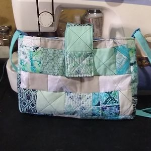 Handmade Quilted Purse